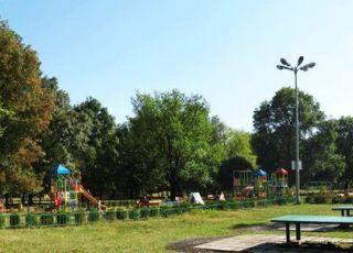 Западен парк Приста - Русе