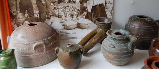 Керамичен музей - село Бусинци