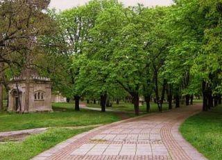 Парк на възрожденците - Русе