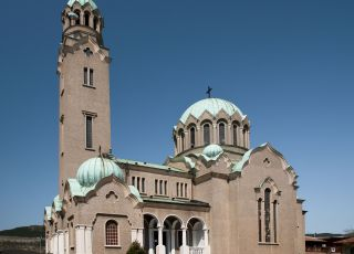 Катедрален храм Св. Рождество Богородично - Велико Търново