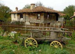 Село Бръшлян (архитектурен резерват)