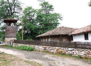 Църква Св. Димитър в село Бръшлян