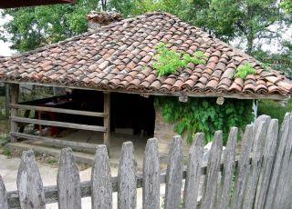 Коначето - храм на нестинарите в село Българи