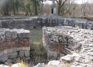 Раннохристиянска църква в местността Джанавара