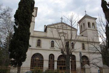 Църква Света Богородица - Бургас
