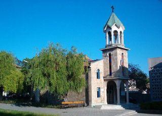 Арменската църква - Бургас