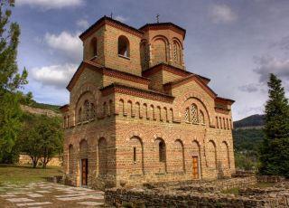 Храм-символ Св. Димитър Солунски - Велико Търново