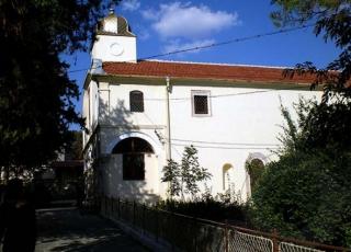 Църква Св. Димитър Солунски - Айтос