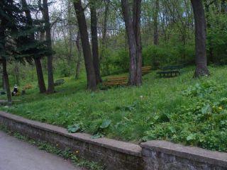 Лесопарк Славеева река