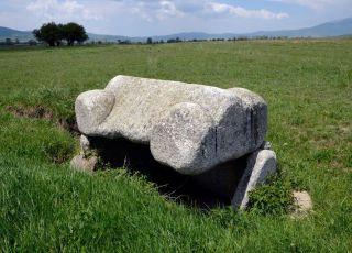 Римски саркофаг Момата