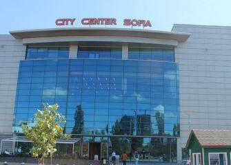 Сити център София