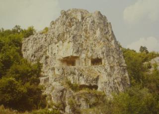 Скален манастир Тарапаната - с. Балик