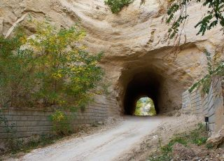 Тунелът Любовище – Рожен