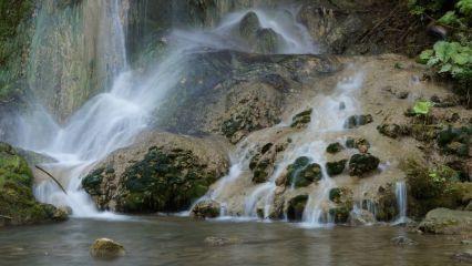 Водопад в местност Боаза - Търговище