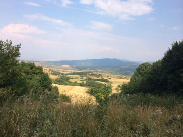 Панорамна алея Галунка-Бистрица-Железница