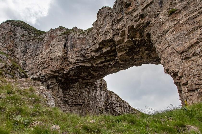 Скален мост Крали Маркова дупка
