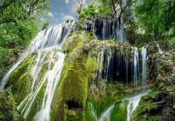 Водопад Зелената скала