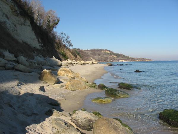 Plazh Chernomorec Varna Informaciya Otzivi Karta I Snimki