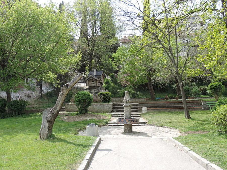 Свети Врач (парк)