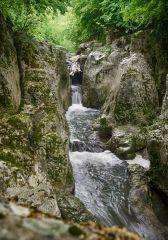 Kаньонът на река Андъка