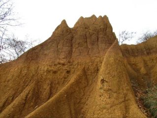 Скални пирамиди - Банище