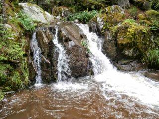 Водопада - Късак
