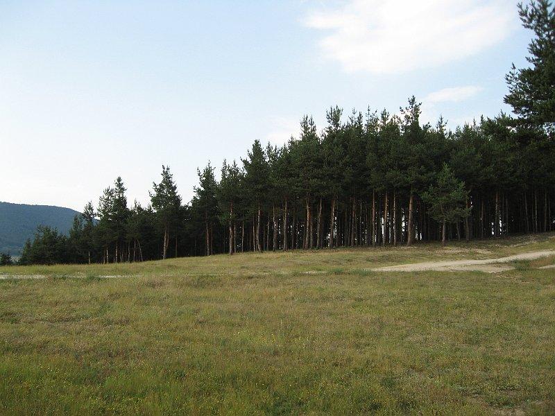Местност Гергевана