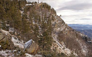 Връх Милеви скали