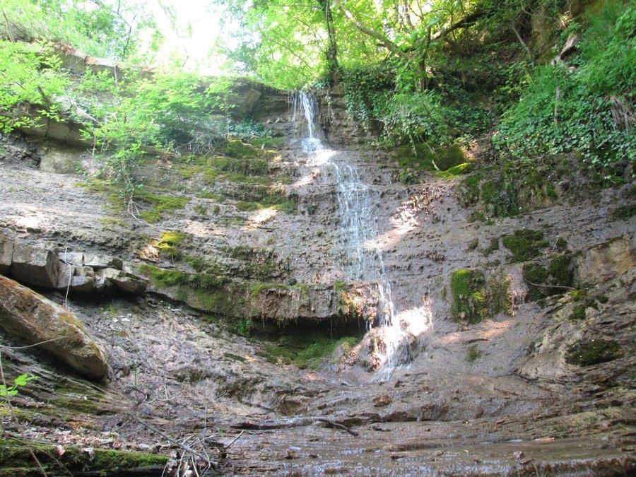 Водопад Скокля