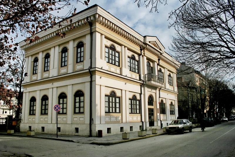 Градска художествена галерия Асен и Илия Пейкови - Севлиево