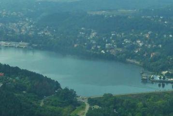 Полет със самолет над Рилски езера, яз. Искър, Витоша и др.